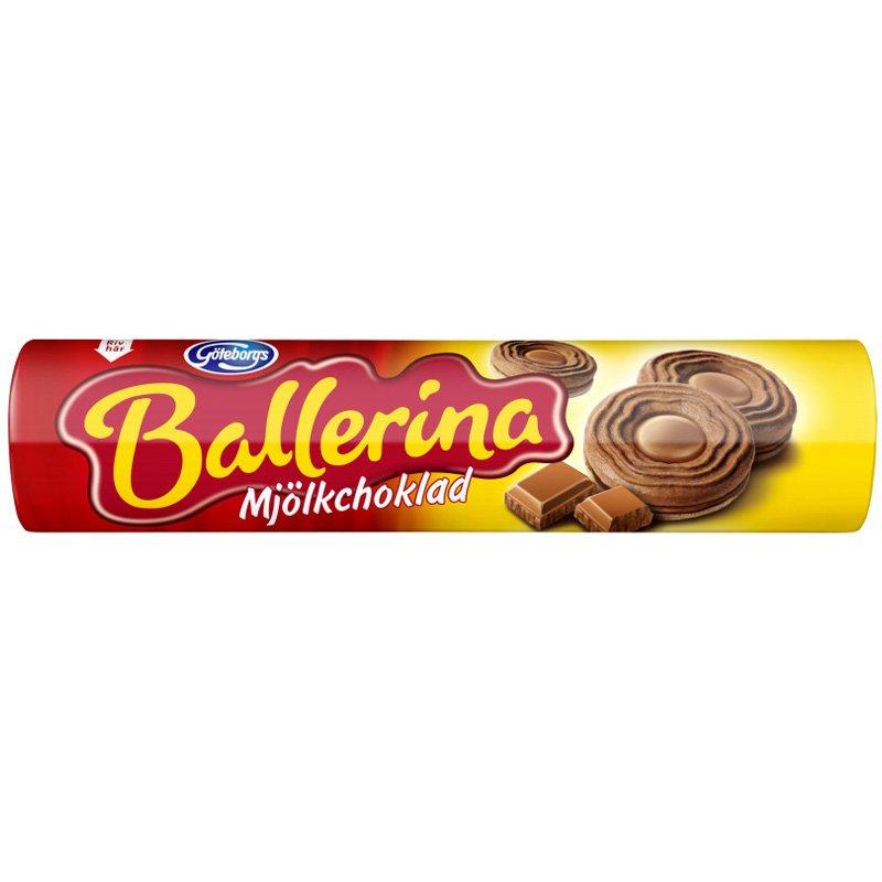 Ballerina Mjölkchoklad - 47% rabatt