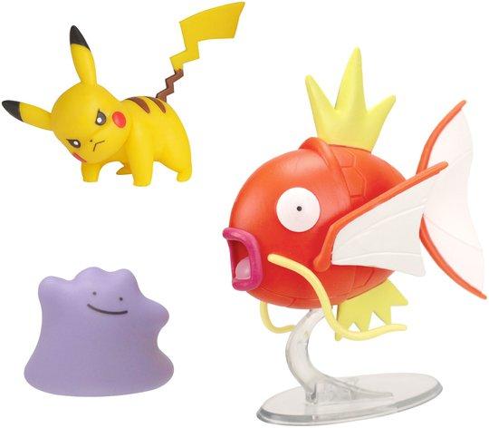 Pokémon Battle Figursett 1