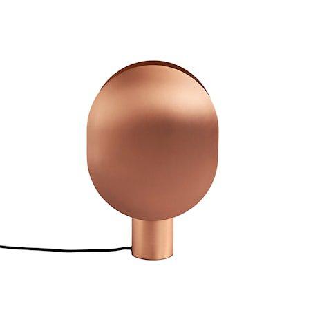 Clam Bordlampe Rose Metal