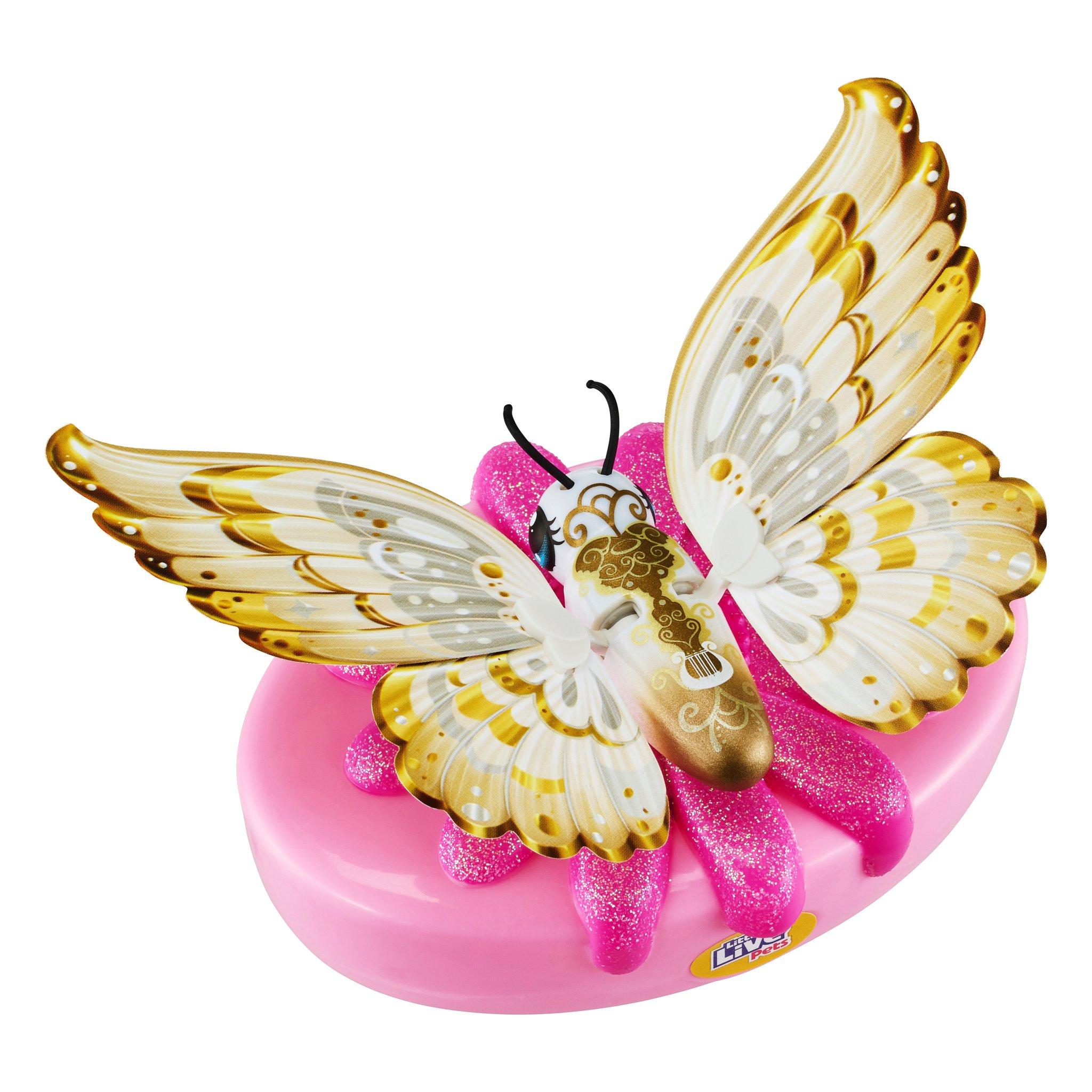 Little Live Pets - Butterfly - Angelic Wings