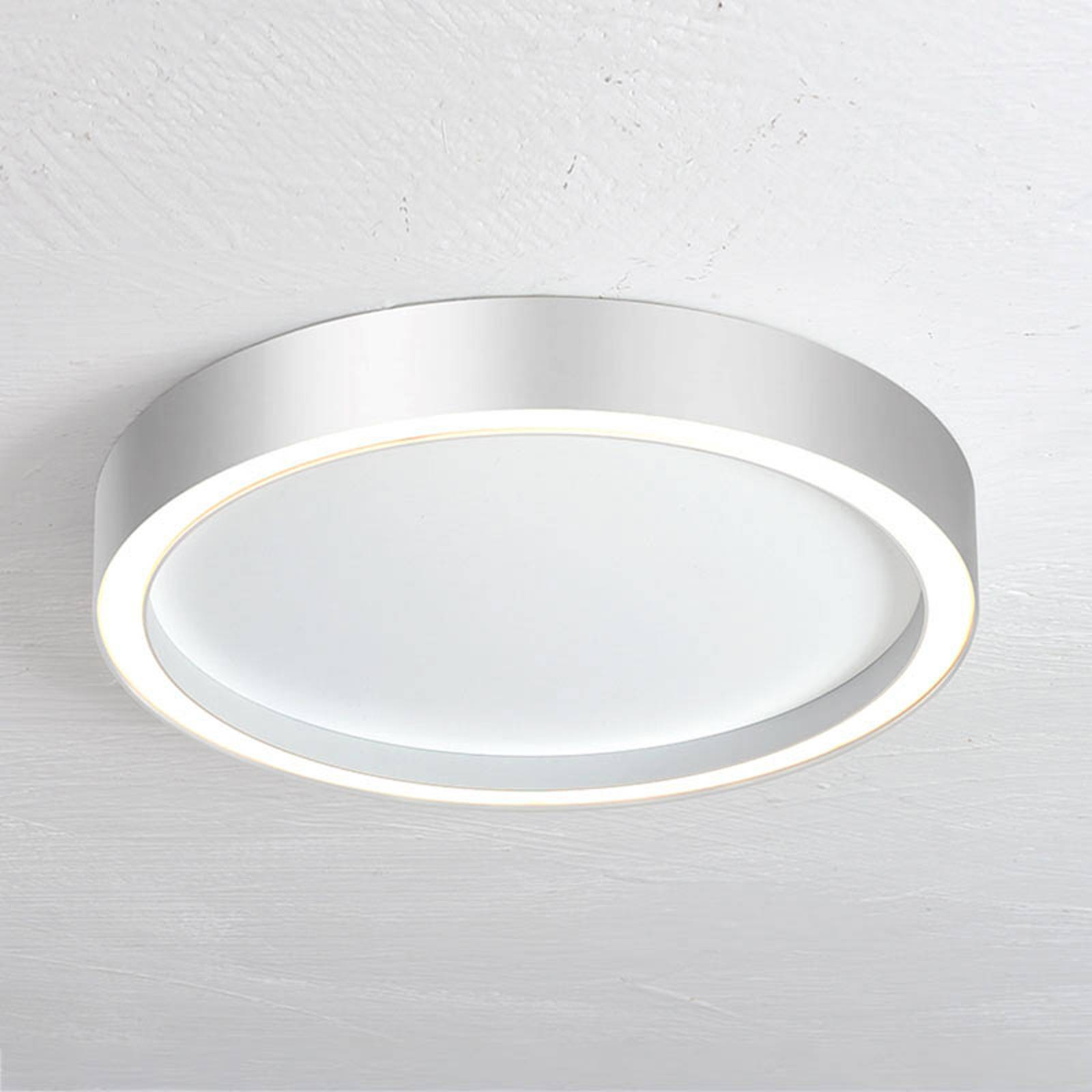 Bopp Aura LED-kattovalaisin Ø 55 cm alumiini