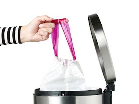 Plastposer til pedalbøtte 5L
