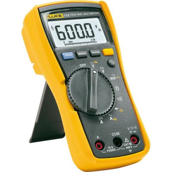 Fluke 115 EUR Multimeter