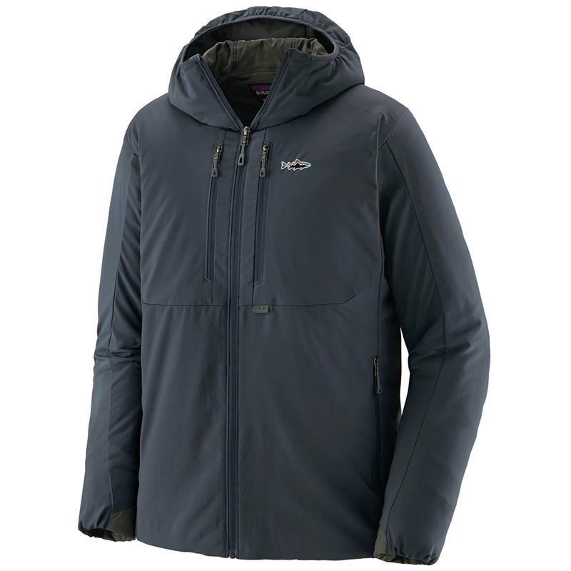 Patagonia M's Tough Puff Hoody XL Smolder Blue