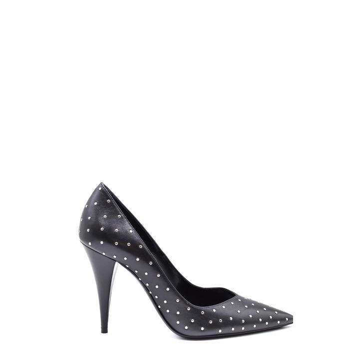 Saint Laurent Women's Pumps Shoe Black 237772 - black 36