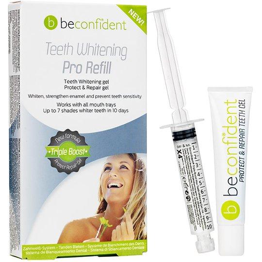 Teeth Whitening Pro Refill, 20 ml beconfiDent Hampaiden valkaisu