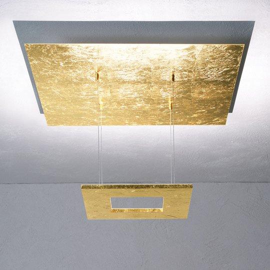 Escale Zen – lehtikulta-LED-riippuvalaisin