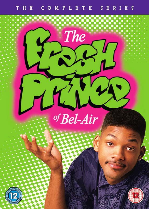 Fresh Prince of Bel-Air, The: The Complete Series (23-disc) - DVD (UK IMPORT)