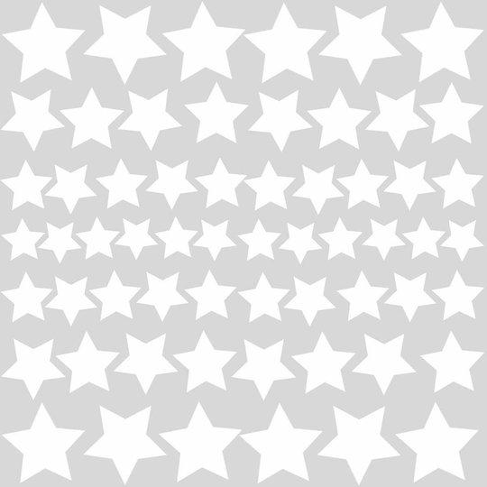 RoomMates Wallstickers Glow in the Dark Stars