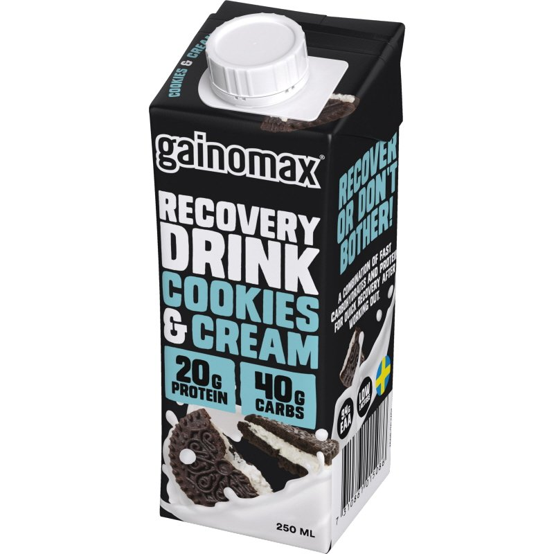 Proteiinijuoma Cookies & Cream - 36% alennus