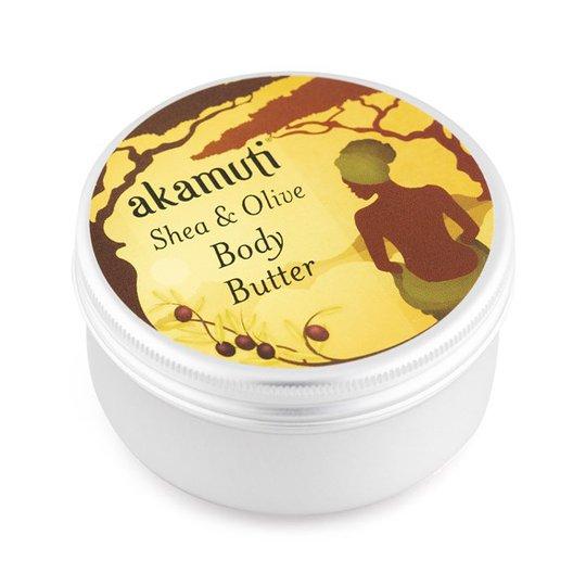 Akamuti Shea & Olive Body Butter