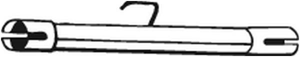 Pakoputki BOSAL 713-409