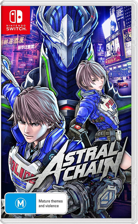 Astral Chain (AUS)