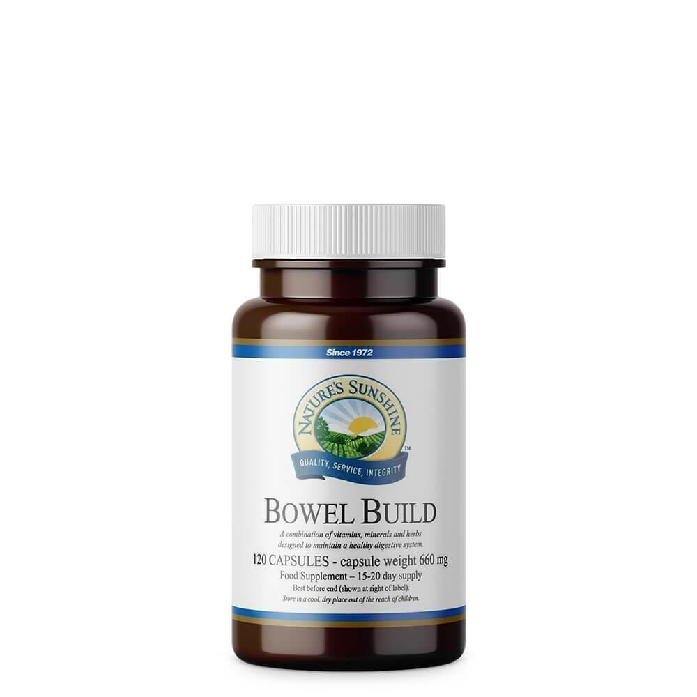 Bowel Build (120 Capsules)