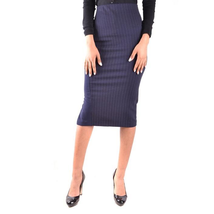 Pinko Women's Skirts Blue 160936 - blue 42
