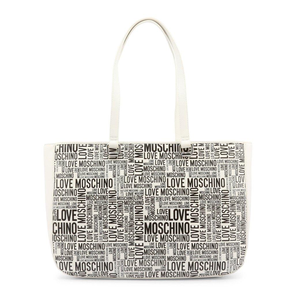 Love Moschino Women's Shoulder Bag White JC4156PP1DLE1 - white NOSIZE