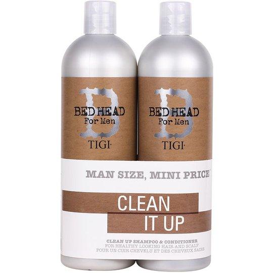 B for Men Clean Up Tweens Duo, TIGI Bed Head Muotoilutuotteet