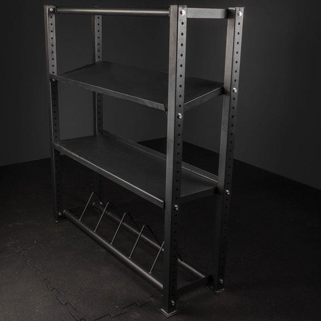 Thor Fitness Hyllsystem 140cm, Ställning viktskivor