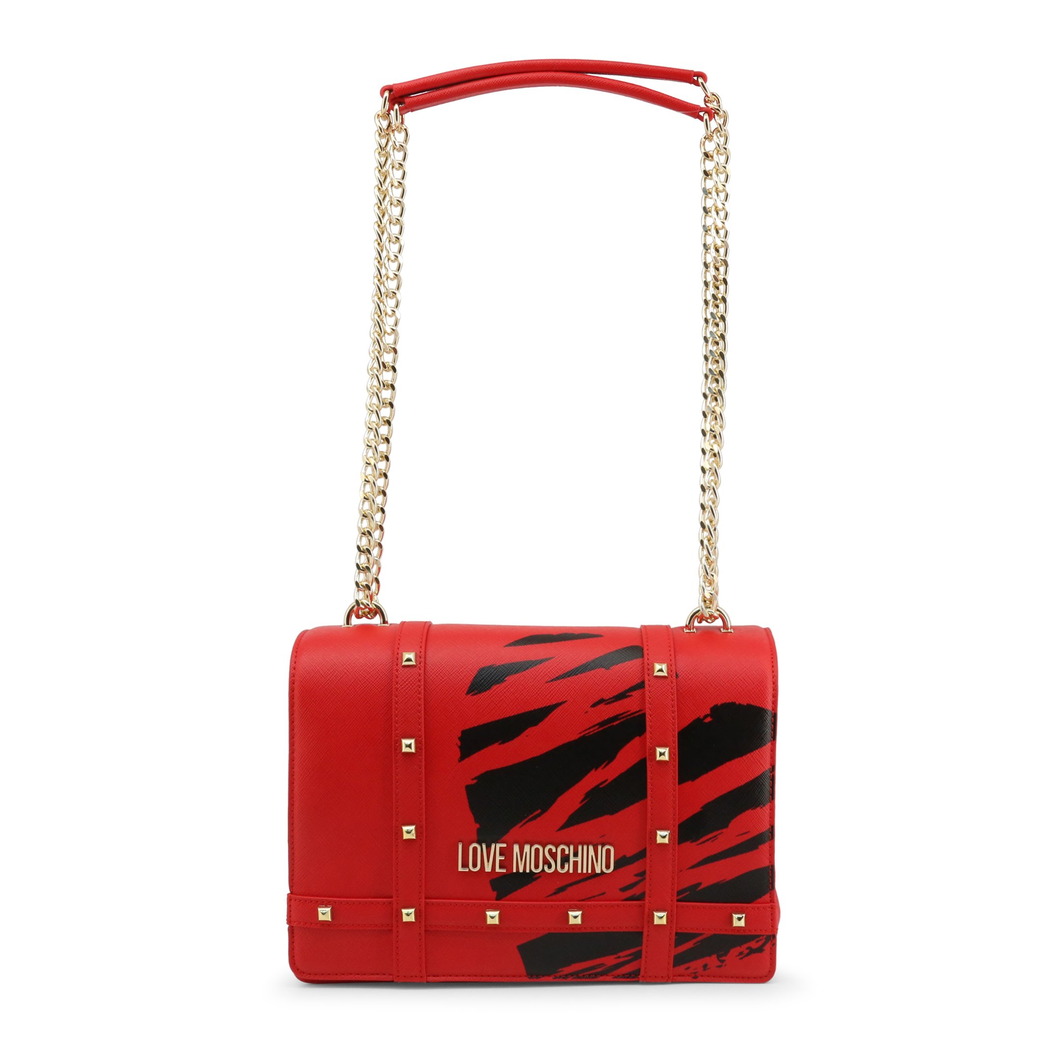 Love Moschino Women's Shoulder Bag Various Colours JC4072PP1CLG1 - red NOSIZE