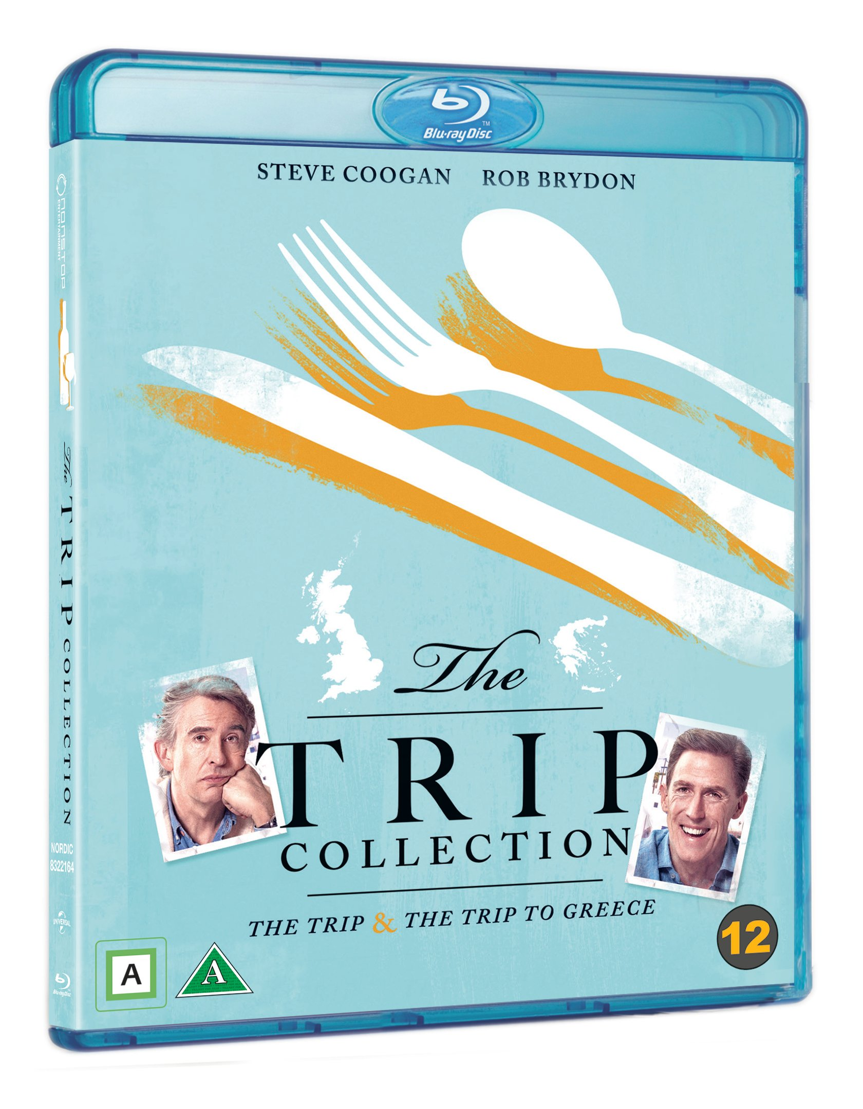 The Trip To Greece & The Trip Box - Blu ray