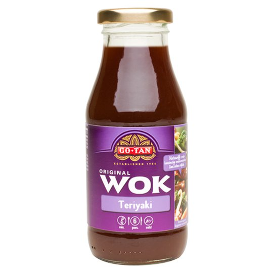 "Wok-kastike ""Teriyaki"" 240ml - 50% alennus"
