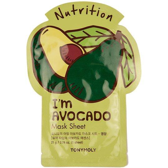 I Am Avocado Mask Sheet, Tonymoly K-Beauty