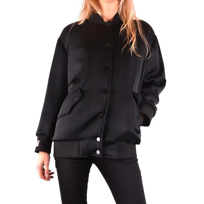 Fendi Women's Jacket Black 164444 - black 40
