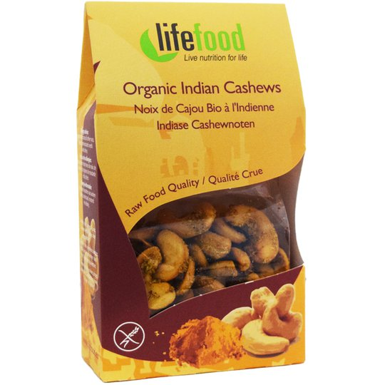 Cashewnötter Curry 80g - 44% rabatt