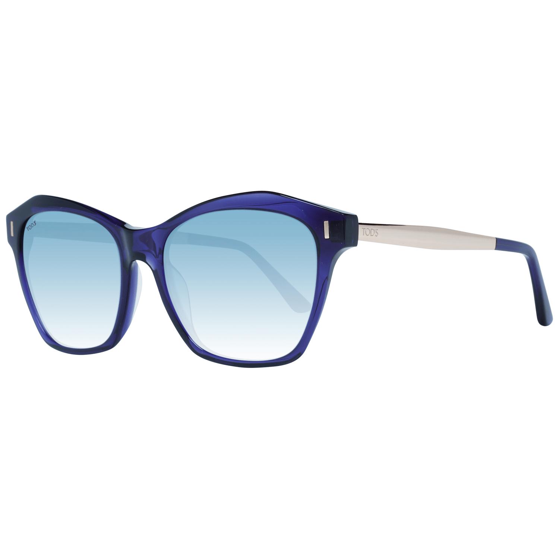 Tod's Women's Sunglasses Blue TO0169 5590W