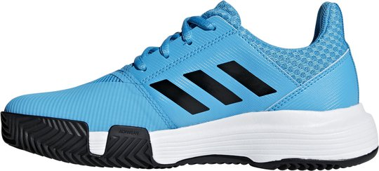 Adidas Court Jam JR Treningssko, Blue 36