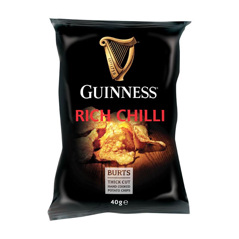 """Chips """"Rich Chilli"""" 40g - 58% rabatt"""