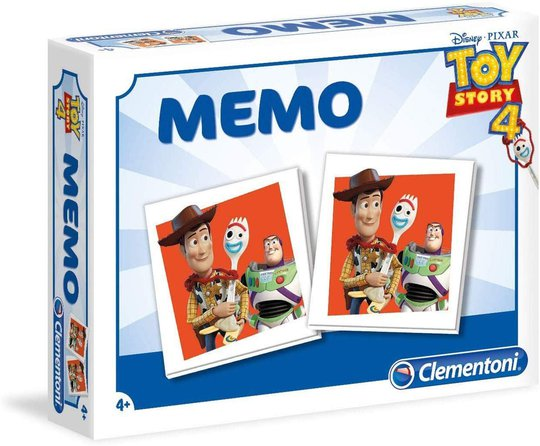 Toy Story 4 Spill Memo