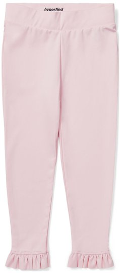 Hyperfied Frill Tights, Chalk Pink 86-92