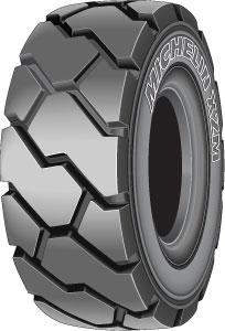 Michelin XZM ( 250/60 R12 145A5 TL Tragfähigkeit ** )