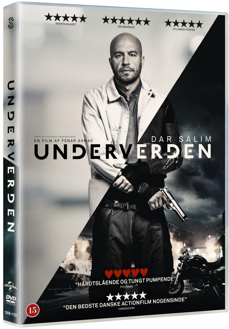 Darkland/Underverden - DVD