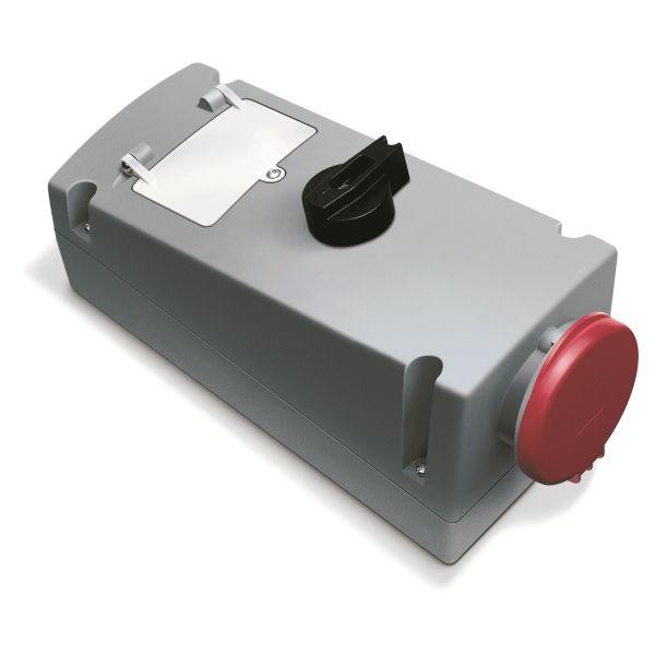 ABB 2CMA167772R1000 Vegguttak IP44, 4p+J, 400 V 16 A
