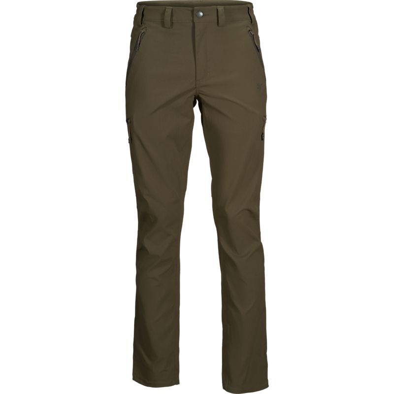 Seeland Outdoor Stretch Bukse 56 Pine Green