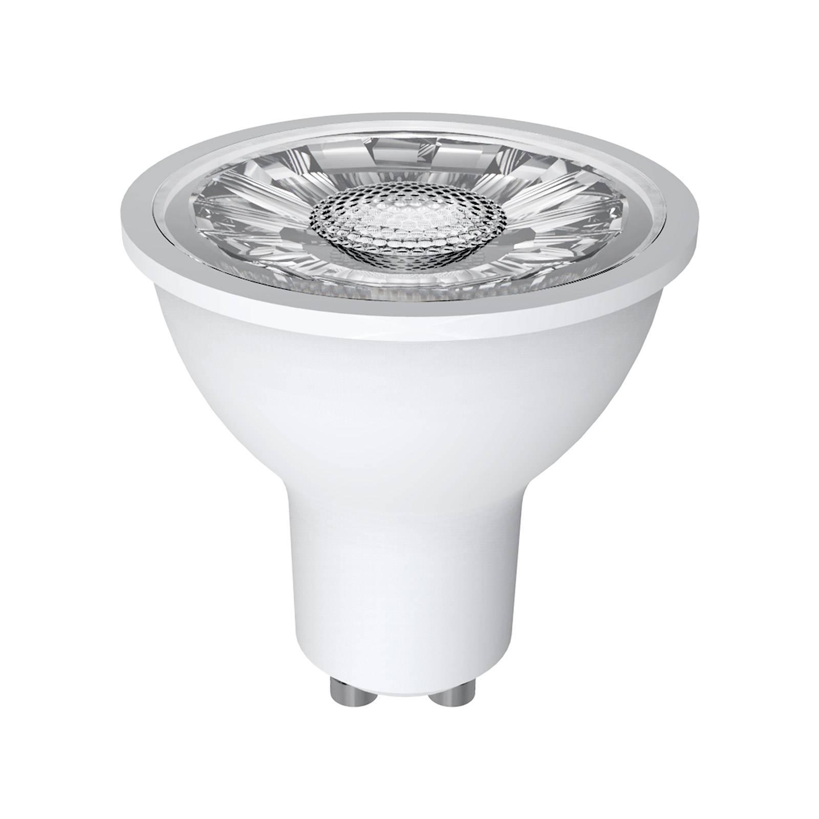 LED-valonheitin GU10 7,5W 36° lämmin valkoinen