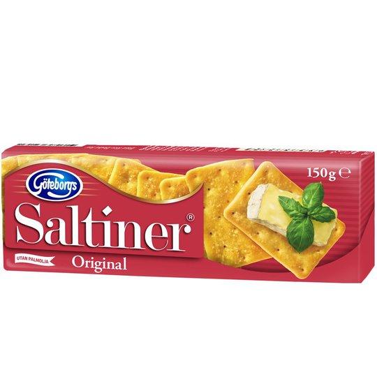 Saltiner - 27% rabatt