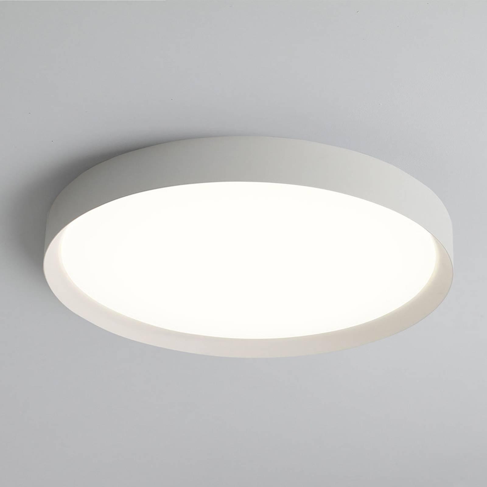 LED-kattovalaisin Minsk Ø 60 cm Casambi valkoinen