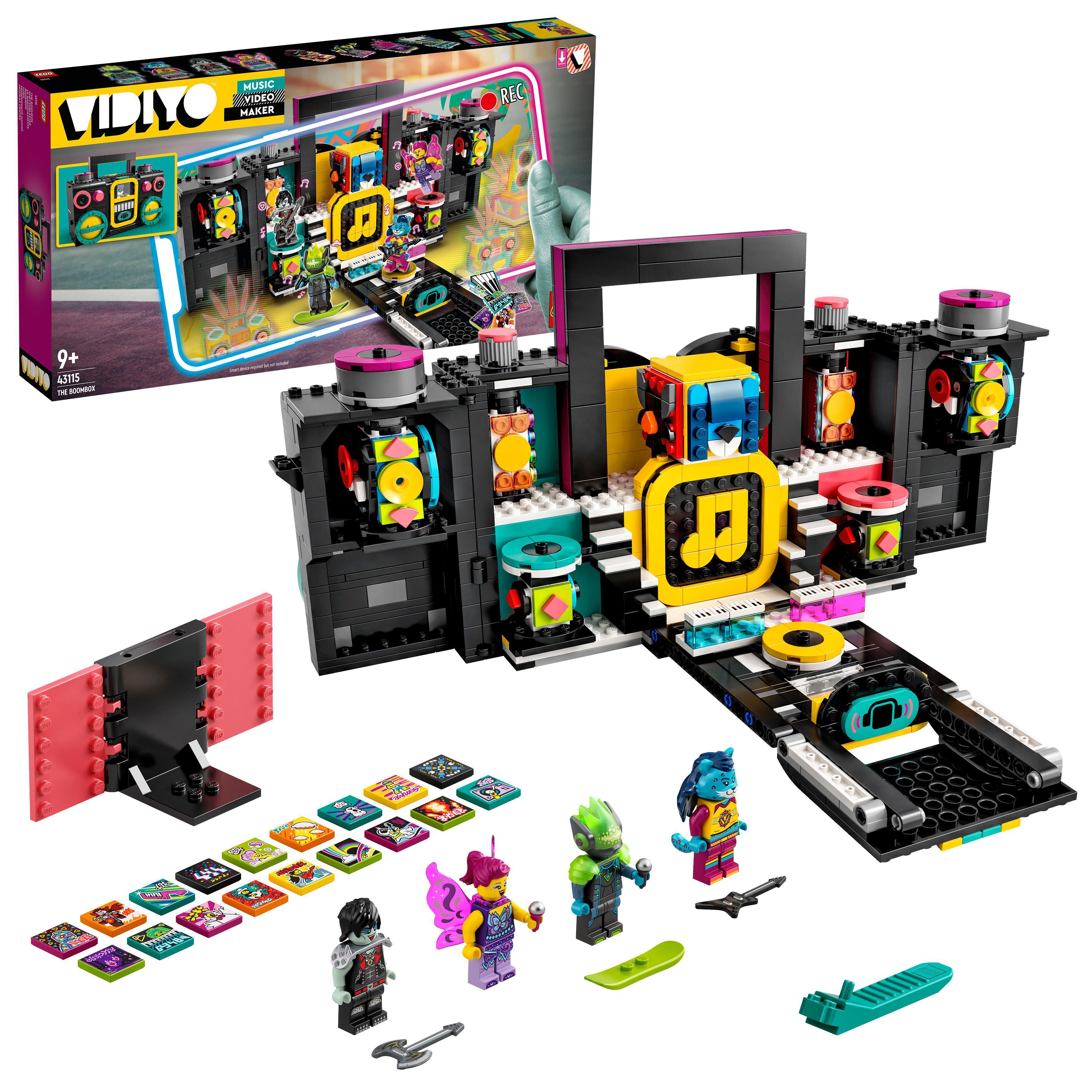 LEGO VIDIYO - The Boombox (43115)