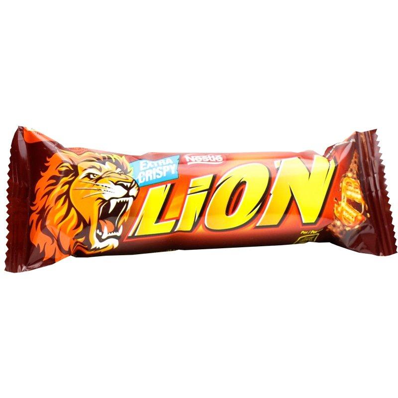 Lion chokladbar - 28% rabatt