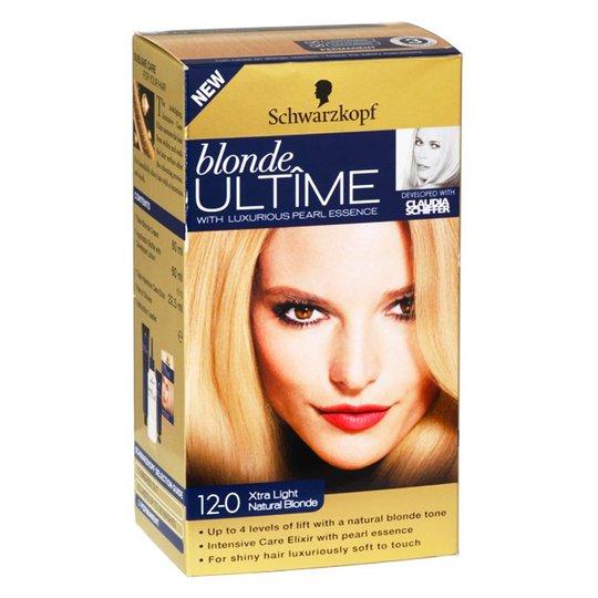 """Hårfärg Blondering """"12-0 Xtra Light Natural Blonde"""" - 51% rabatt"""