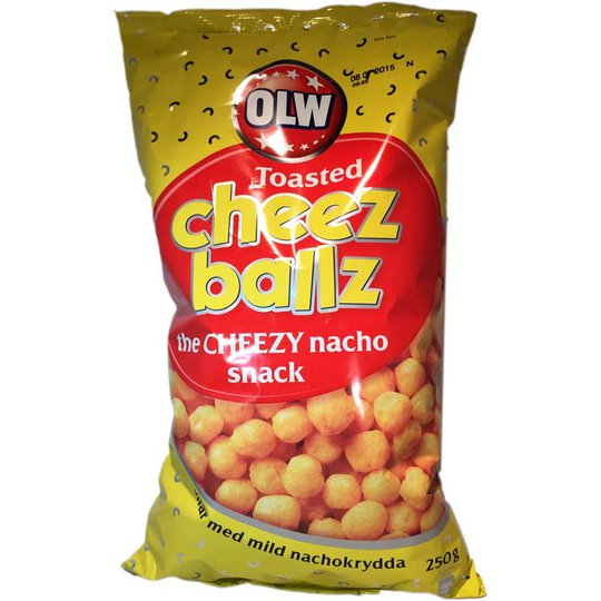 Cheez Ballz - 32% rabatt