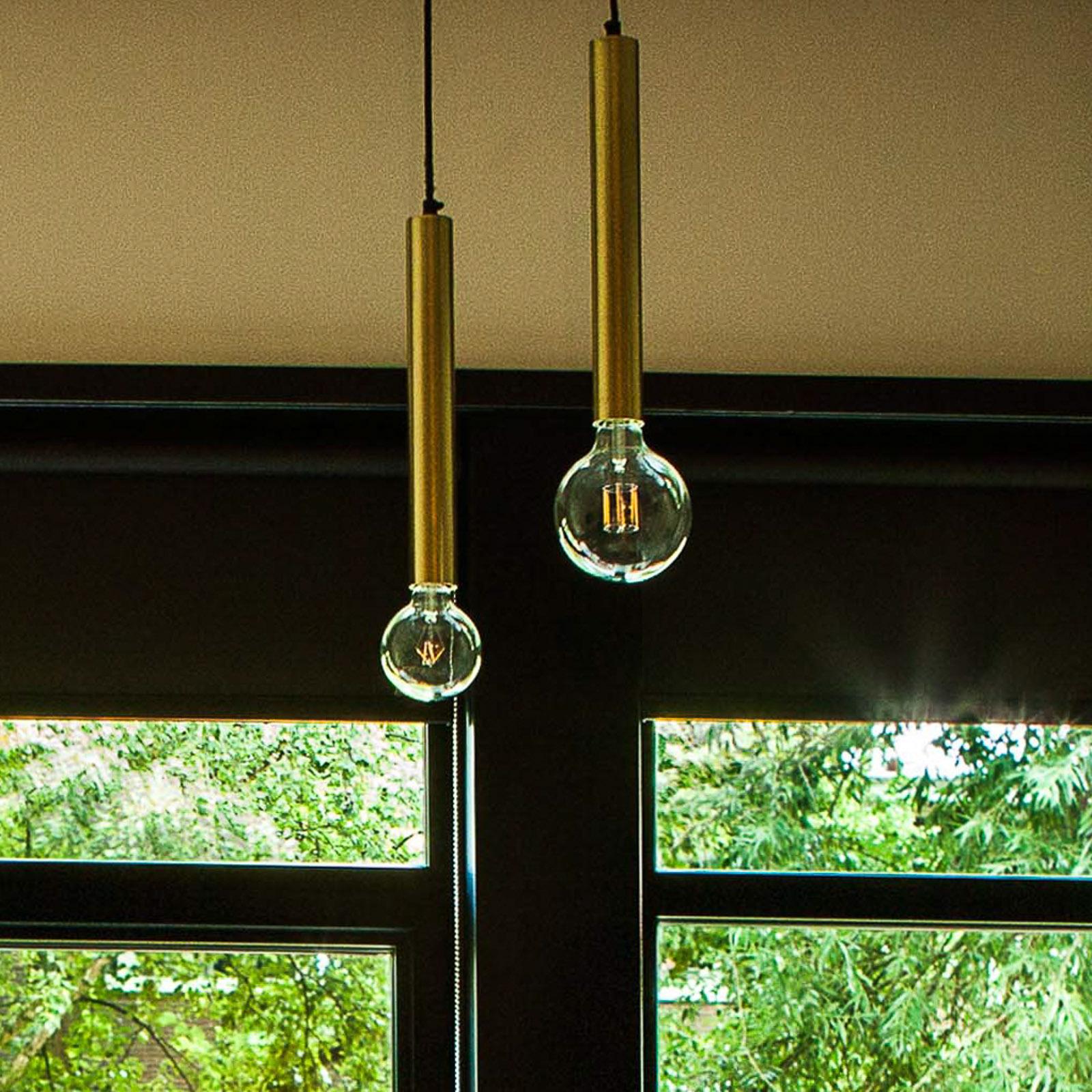 SEGULA LED-globe-lamppu E27 3,5W 2200K kirkas