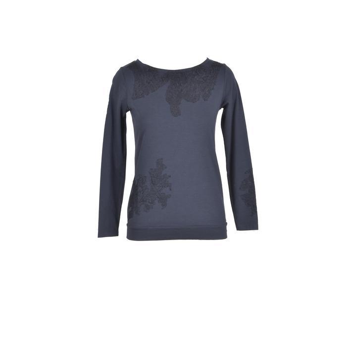 Ermanno Scervino Women's T-Shirt Black 212253 - black 40