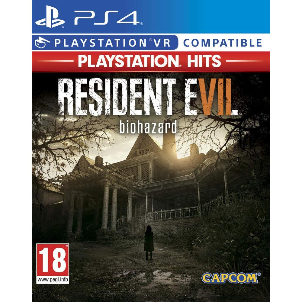 Resident Evil VII (7) Playstation Hits