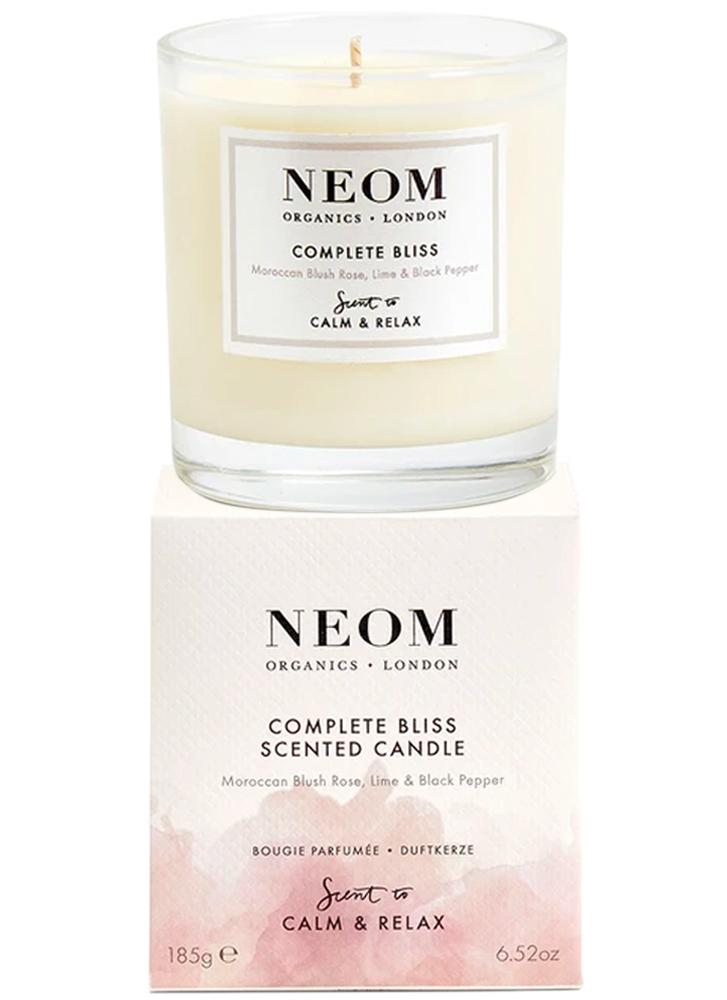 Neom Complete Bliss Scented Candle (1 Wick)