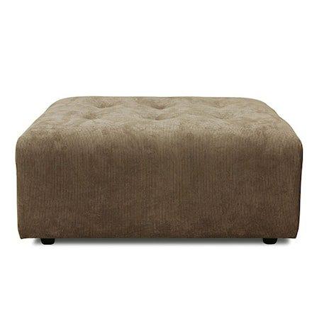 Vint Sofa Element Puff Brun
