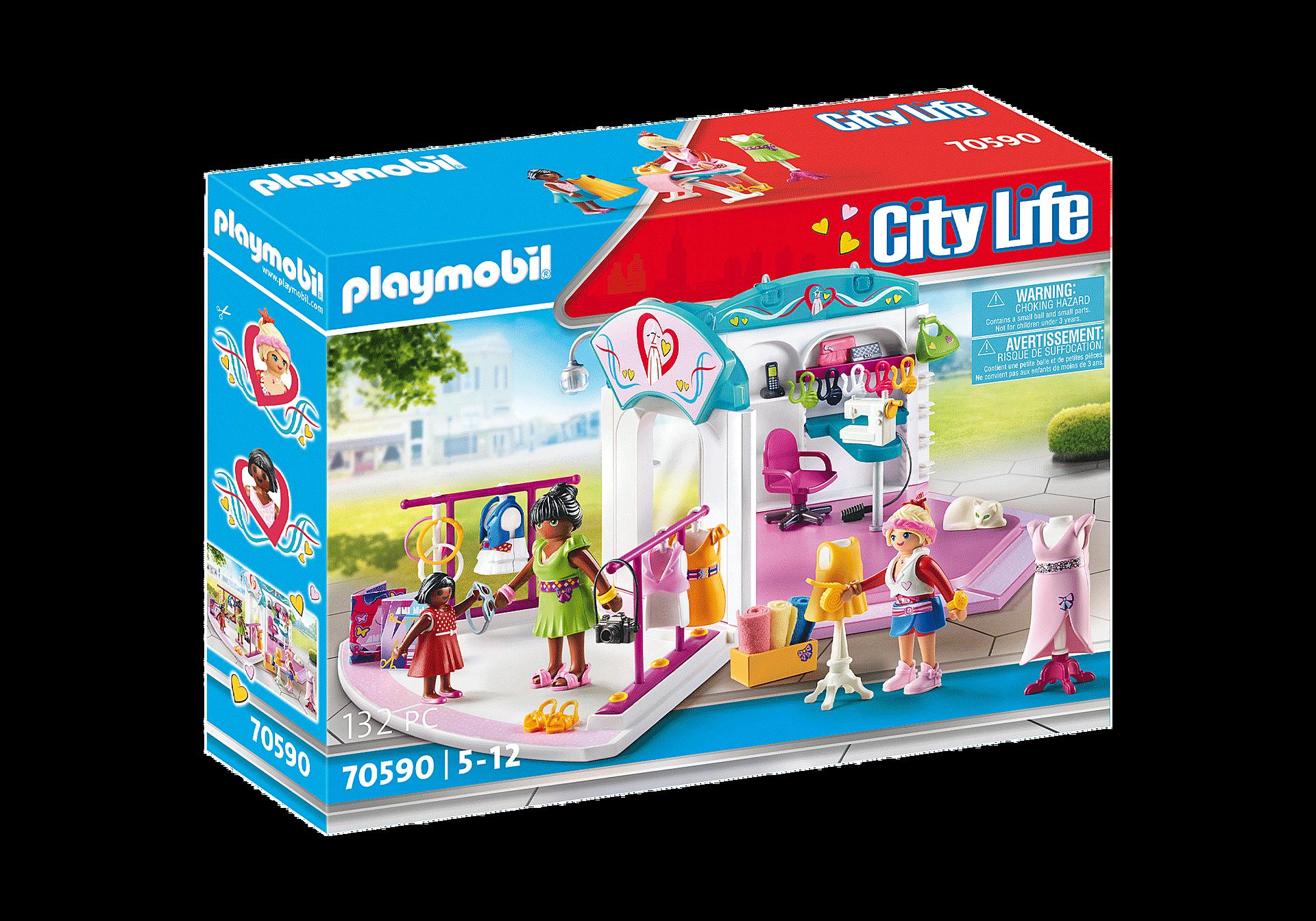 Playmobil - Fashion Design Studio (70590)